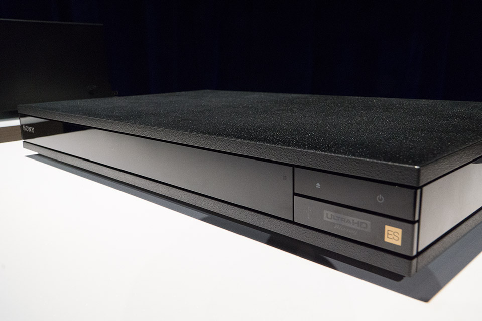 Sony UDP-X1000ES Ultra HD Blu-ray player