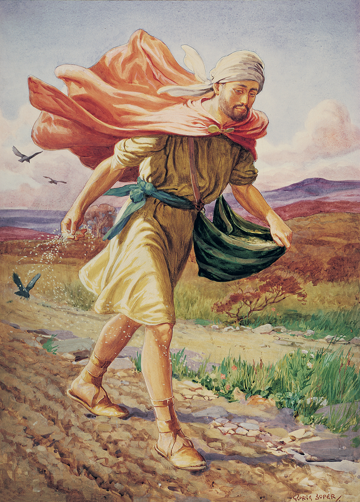 3 - Lehi's Dream and the Parable of the Sower — Lessons on Life