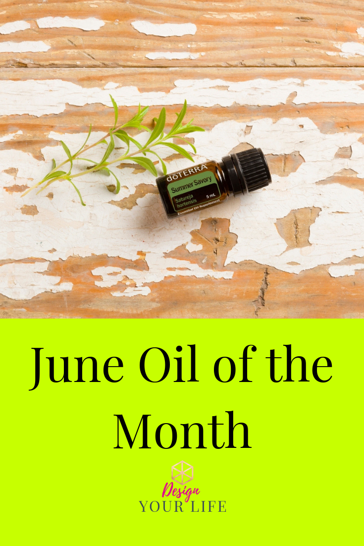 Doterra oil of the month