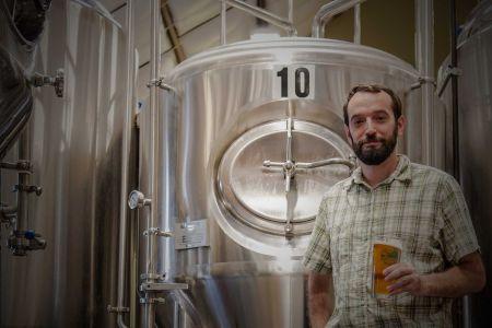 Fiddlehead-brewery founder Matt Cohen