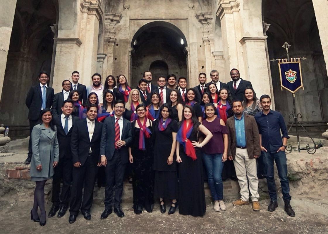 Delegación Guatemala JMJ 2019