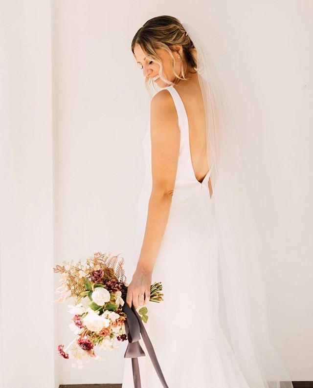 Whether your bridal style is classic, boho or glam this gorgeous gown is the perfect choice!
