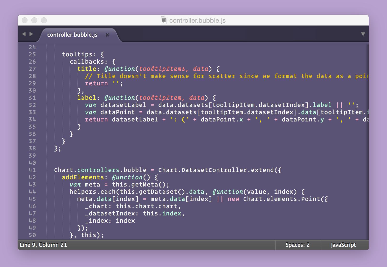 Fairyfloss Code Editor Theme   sailorhg.github.io/fairyfloss/