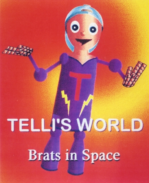 TELLI'S WORLD is one of my early unpublished stories