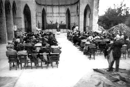 st matthews church christ church 1944
