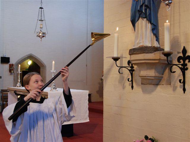 st matthews church altar servers