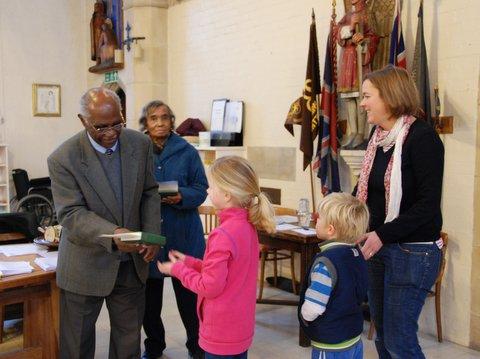 st matthews church welcomers