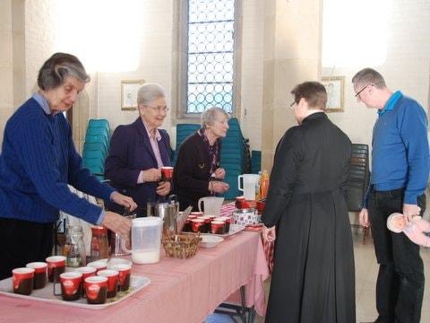 st matthews church sunday coffee club