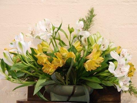 st matthews church flower arrangers