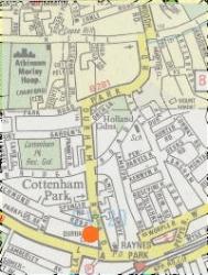 st matthews church durham richmond road map