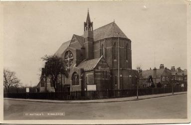 st matthews shearman church 1930