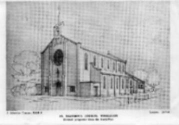 st matthews church 1957