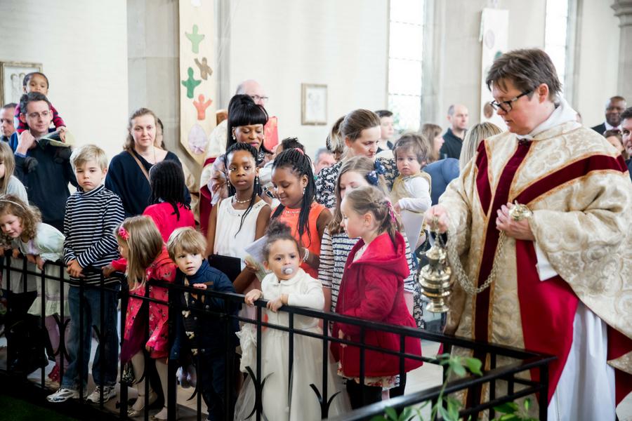 Children's Worship -