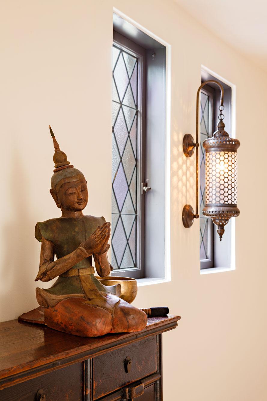 Altar in the small studio