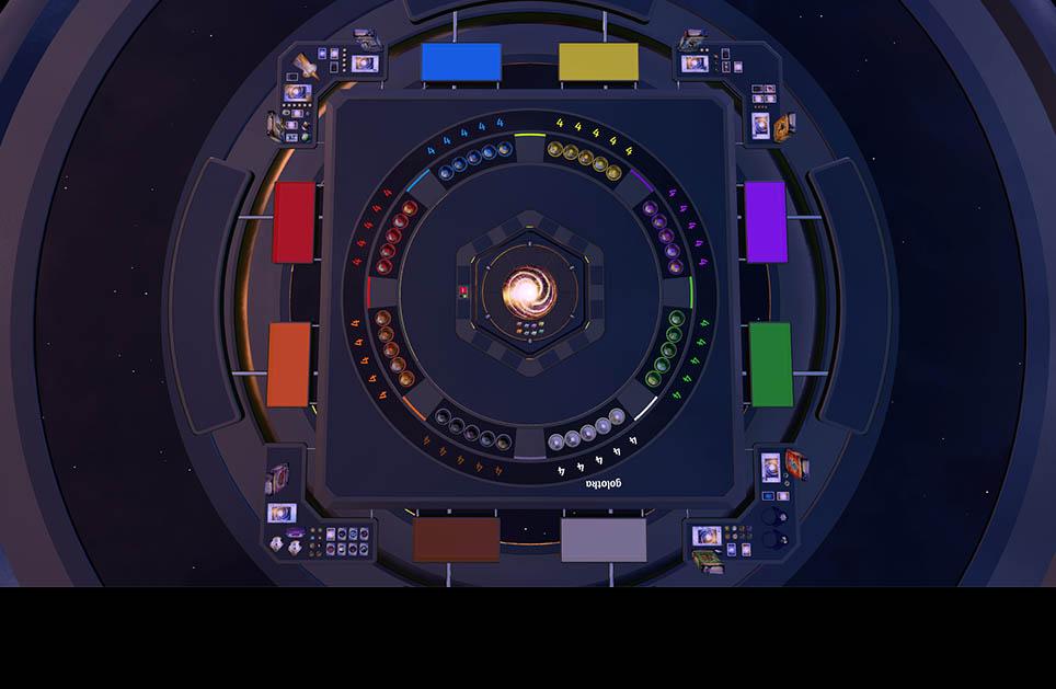 Cosmic Encounter Connector