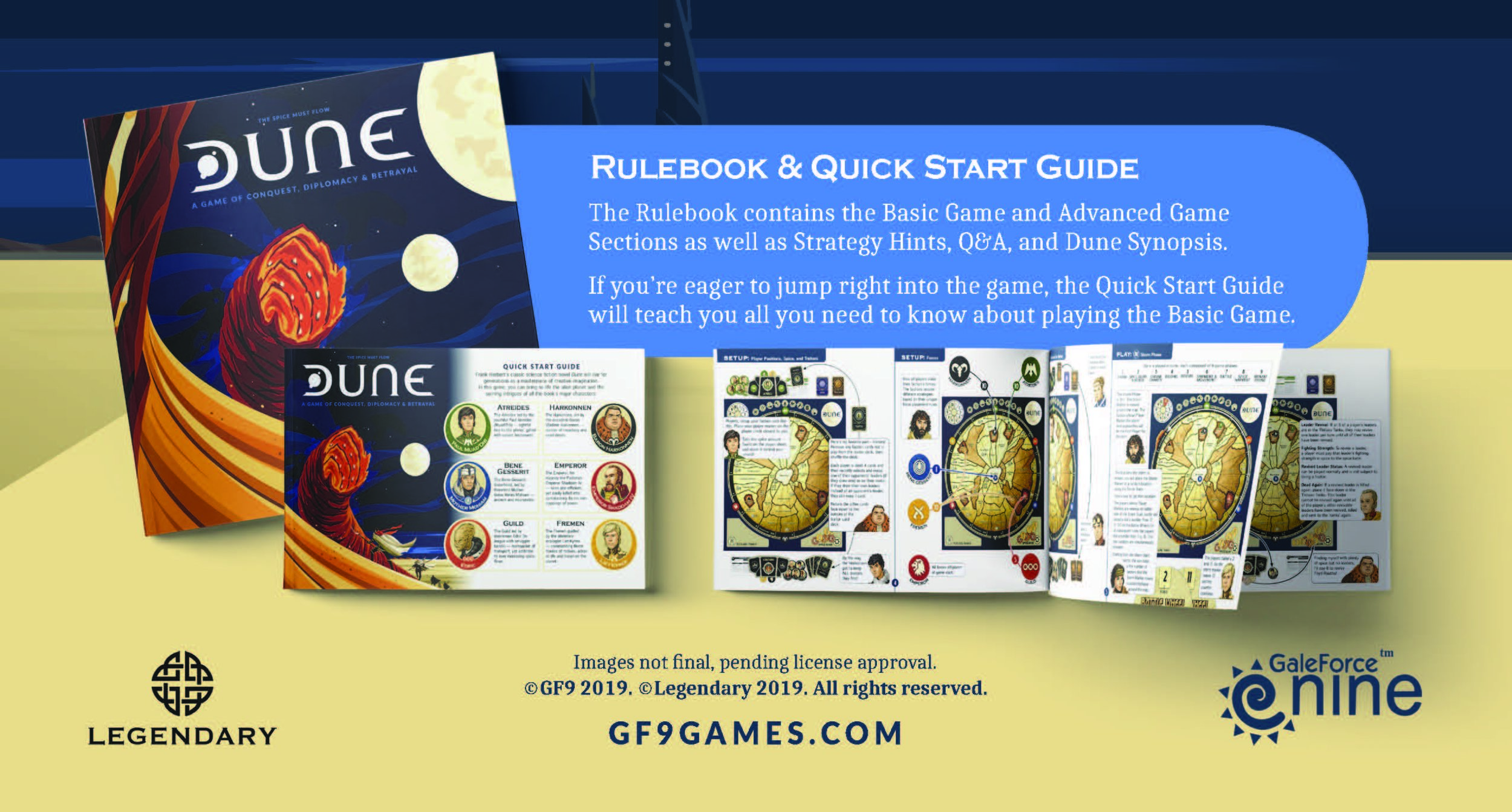 Download Dune Quick-Start Guide