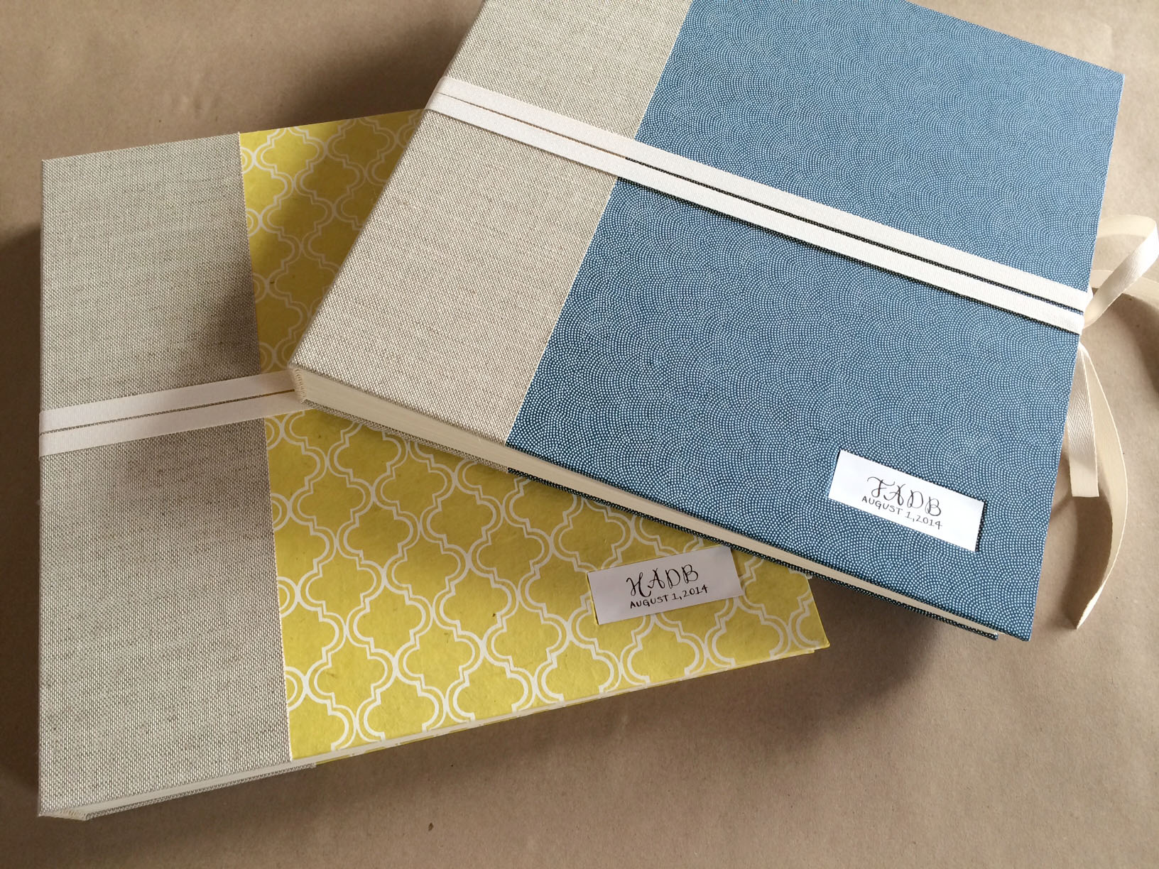 Twin Baby Photo Albums