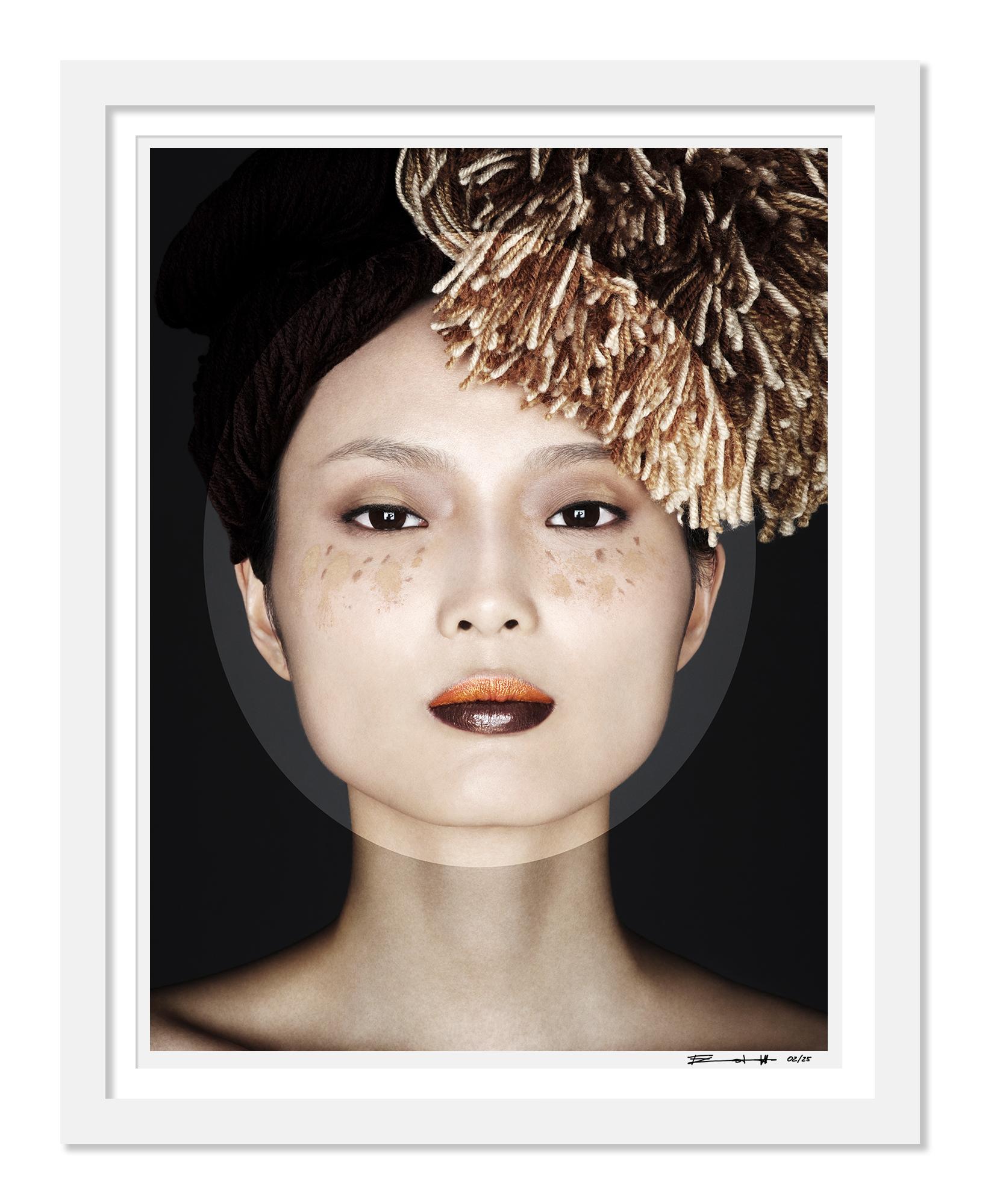 SHAKIRA BEAUTY KUNMING limited edition print