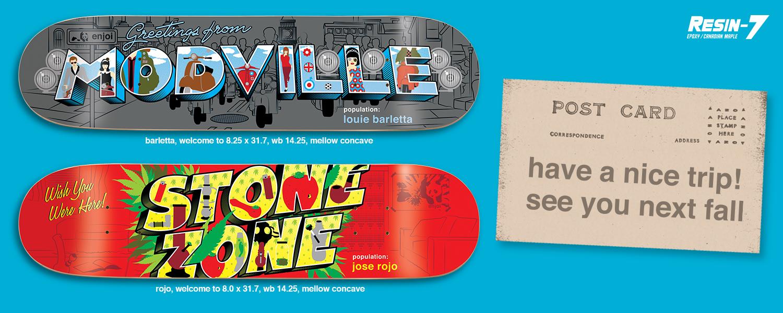 Enjoi Skateboards Peepshow Welcome To Series