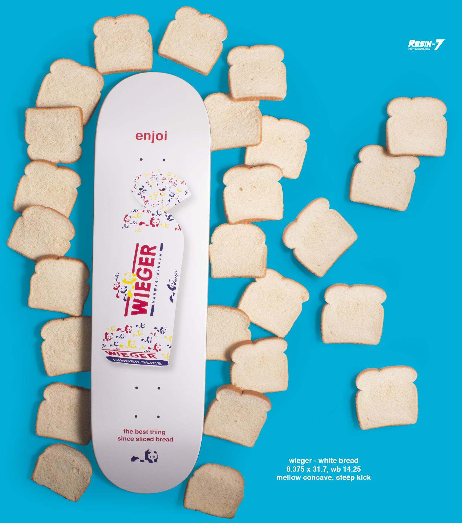 Enjoi Skateboards Peepshow Wieger Bread