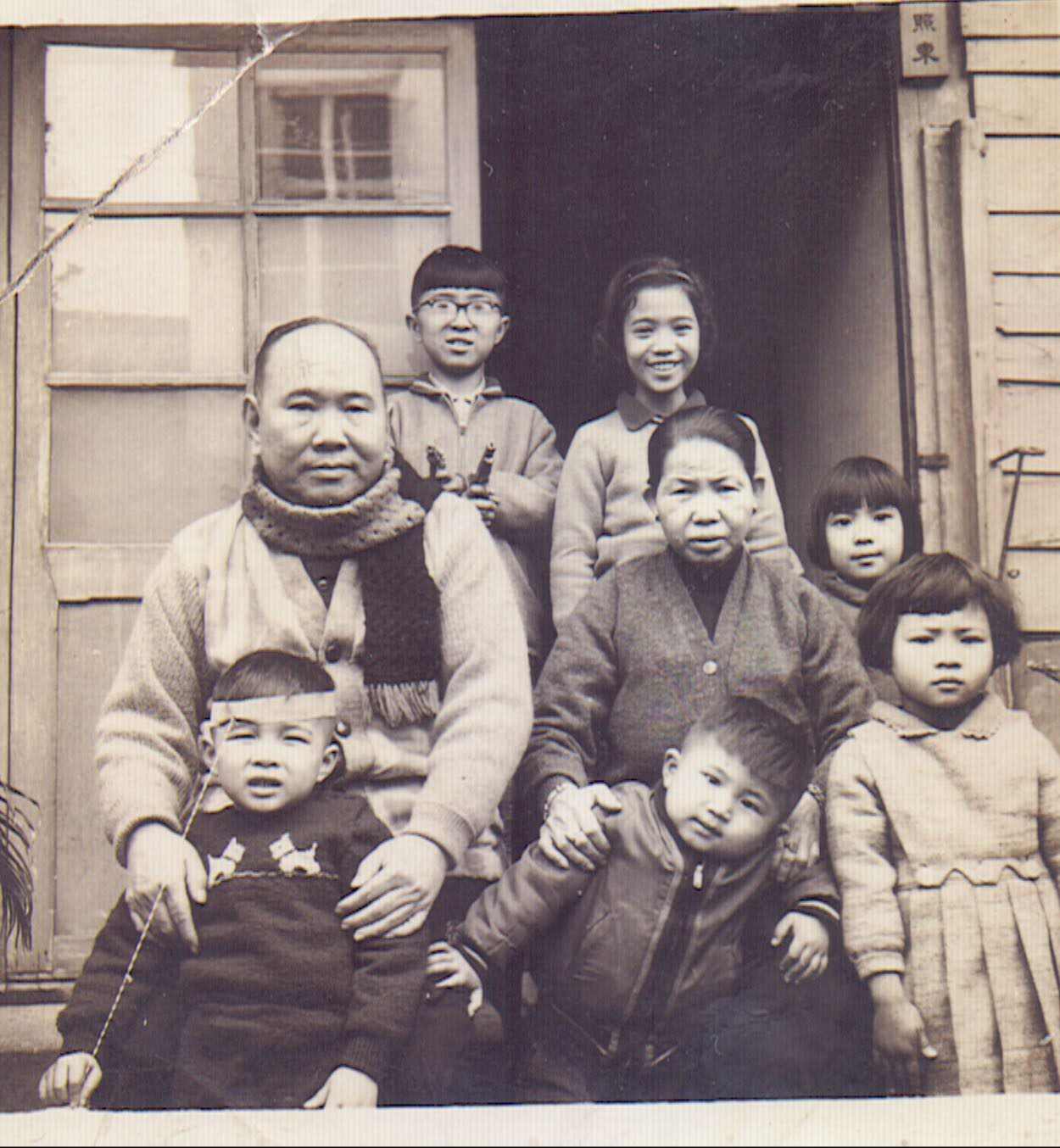 70 years ago, - My relatives fled from China by boat to Taiwan. That was only four generations ago. They set up their lives in Taipei, and worked primarily as merchants and shop owners.