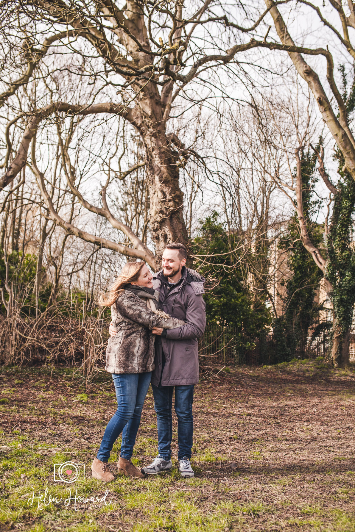 Couples engagement shoot in Berkhamsted by Helen Howard Photography