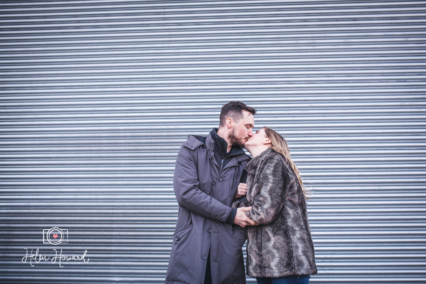 Engagement shoot by Helen Howard Photography