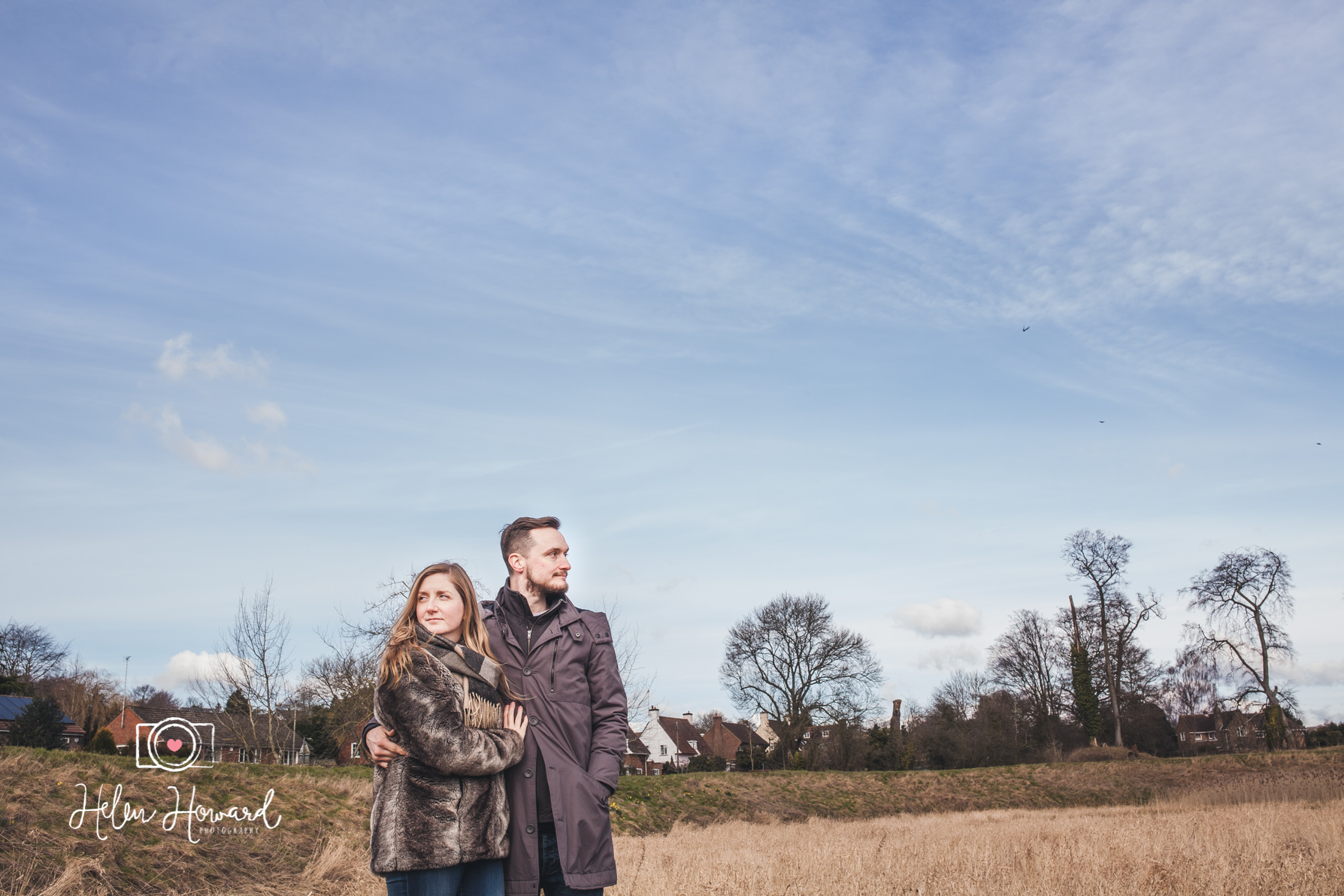 Wedding and engagement photography at Berkhamsted Castle