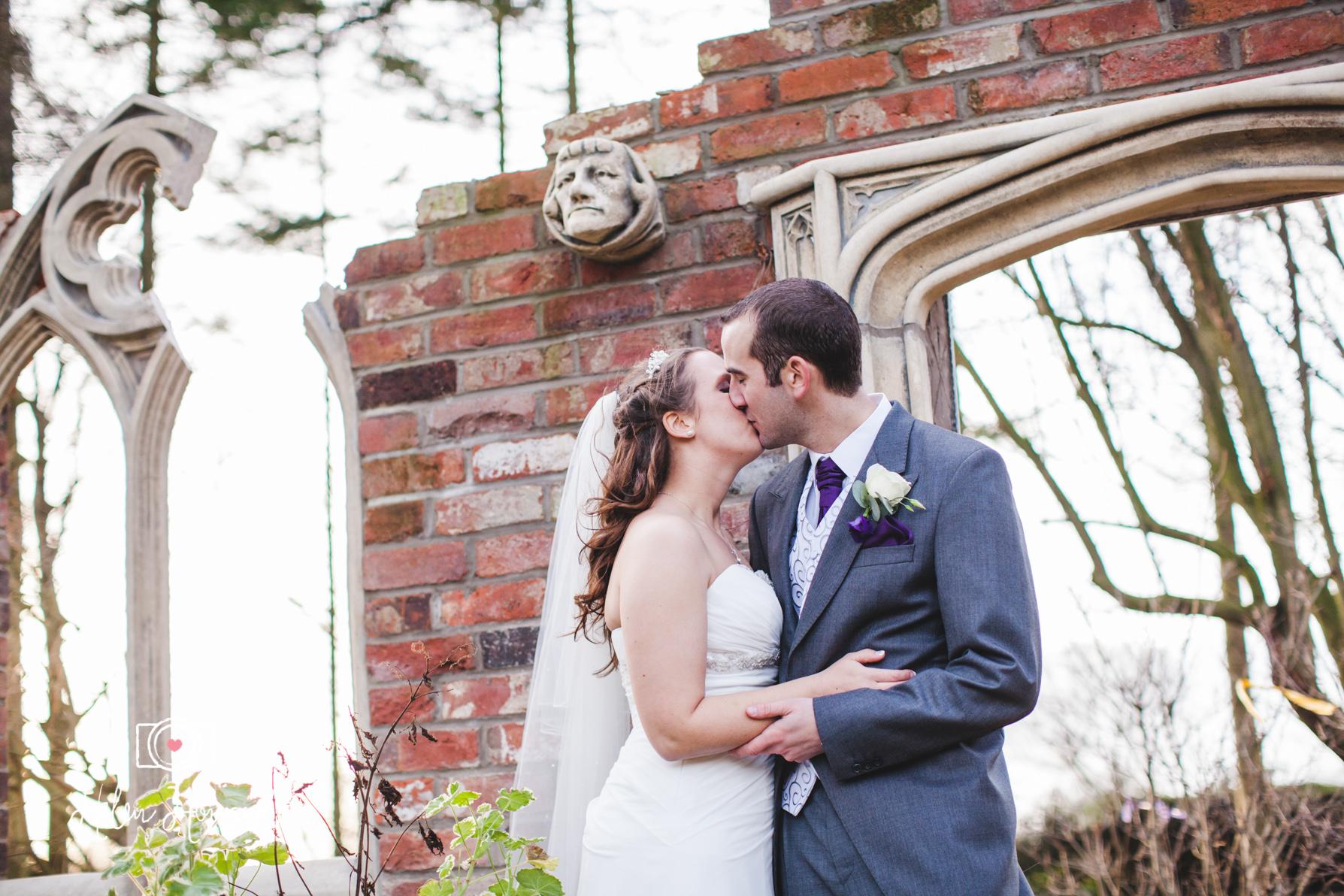 Wedding photography at Moxhull Hall