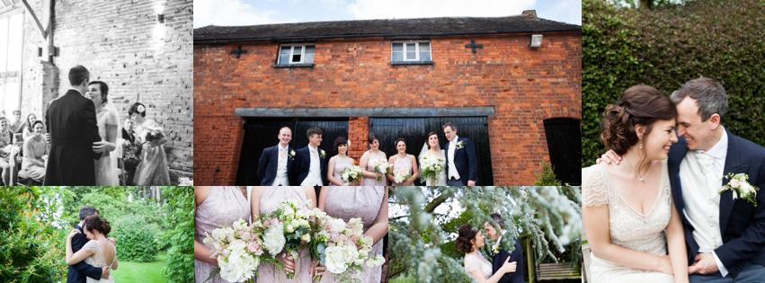 Classic elegant barn wedding at Packington Moor Wedding Venue Near Lichfield