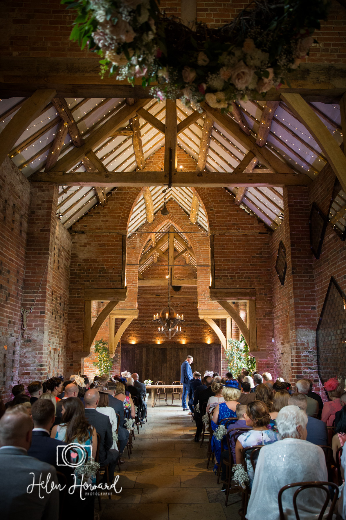 Shustoke Farm Barns Wedding Photography by Helen Howard-13.jpg