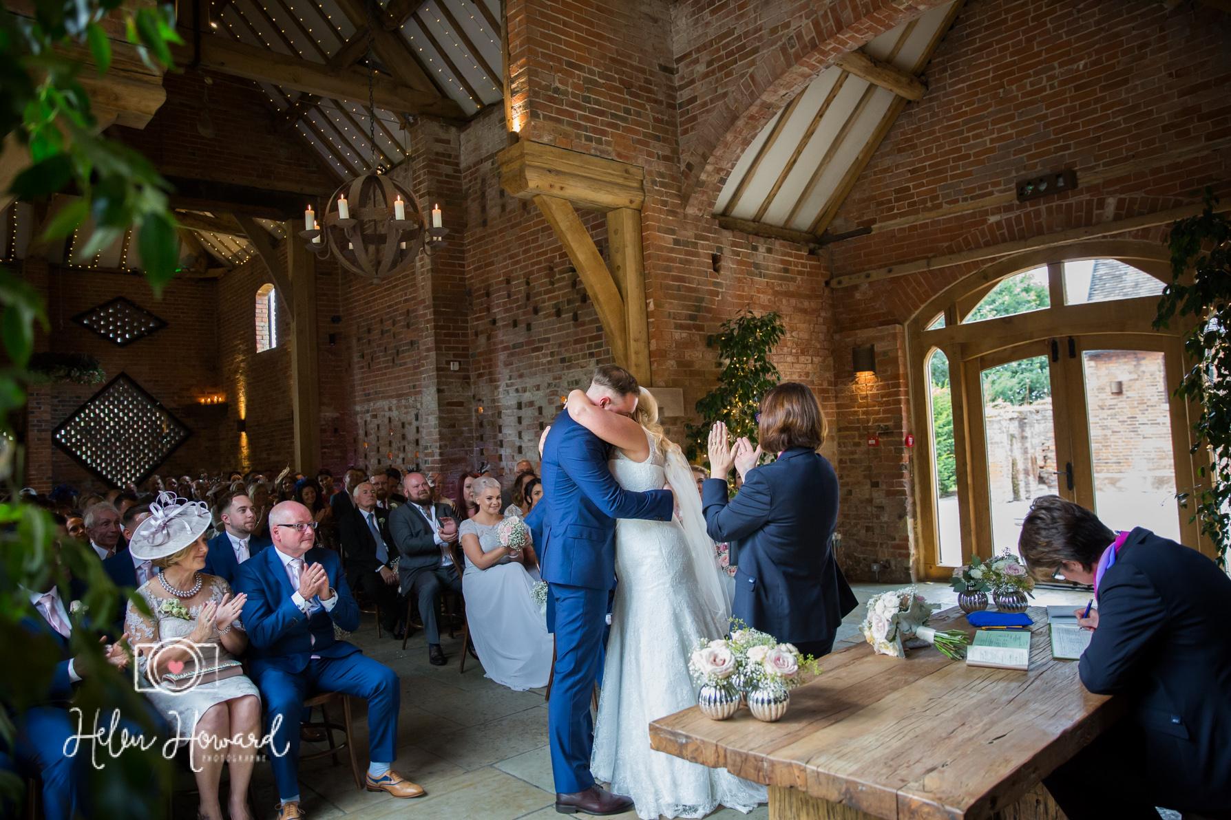 Shustoke Farm Barns Wedding Photography by Helen Howard-19.jpg