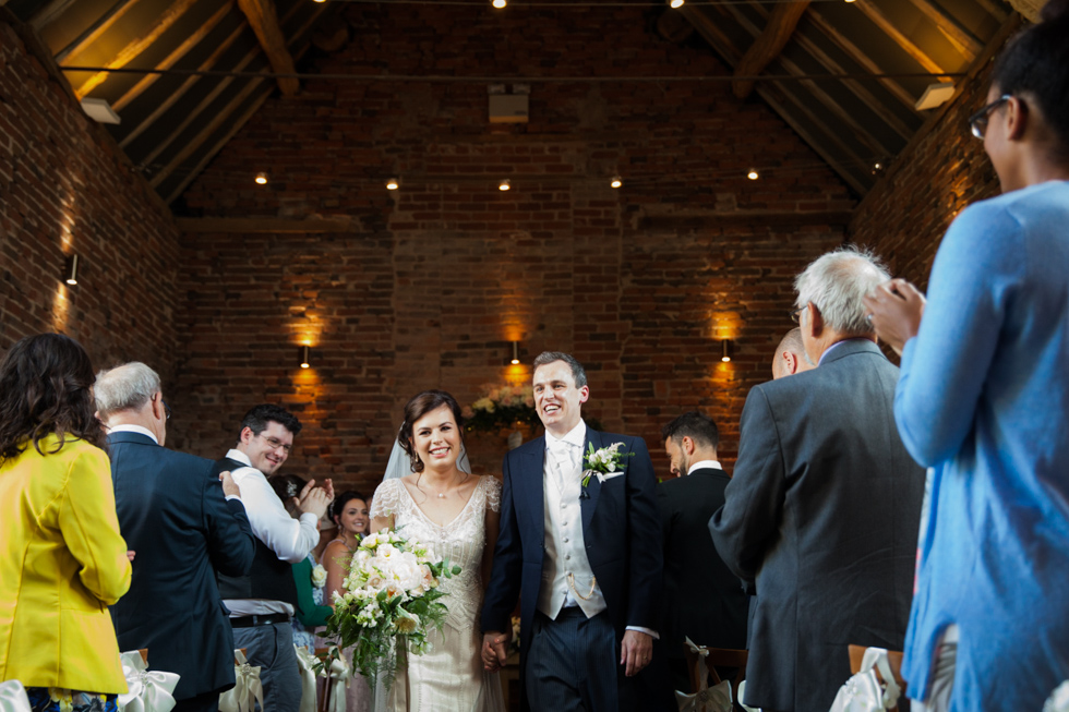 Lichfield Barn Wedding Photographer