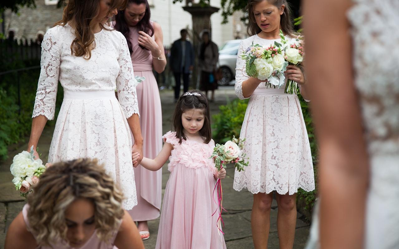 Ted Baker Bridesmaids Dresses