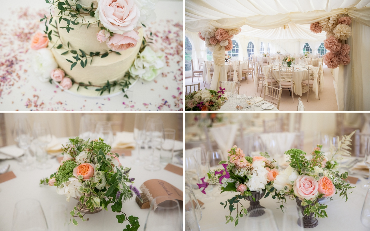 The Marquee wedding photography at Upper House Hayfield