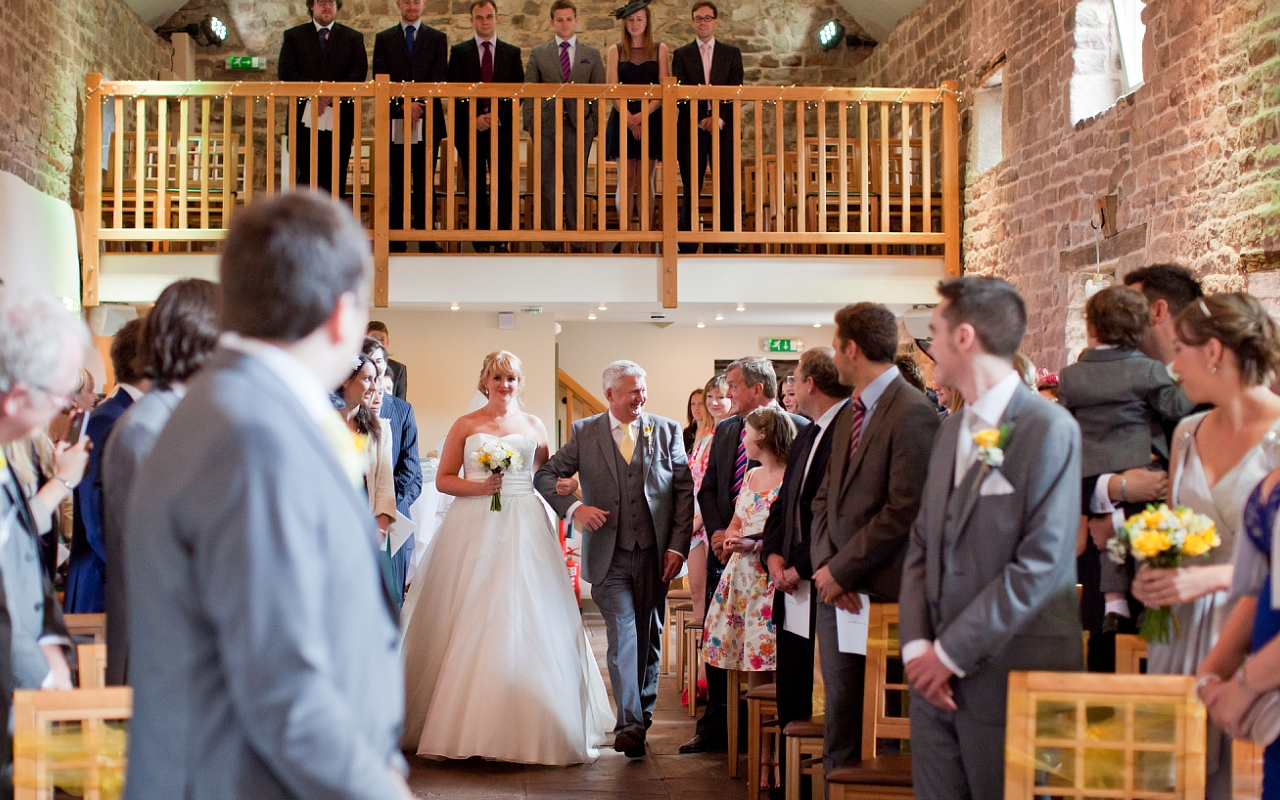 Wedding at The Ashes Venue
