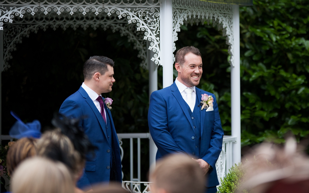 Outdoor Ceremony Pendrell Hall