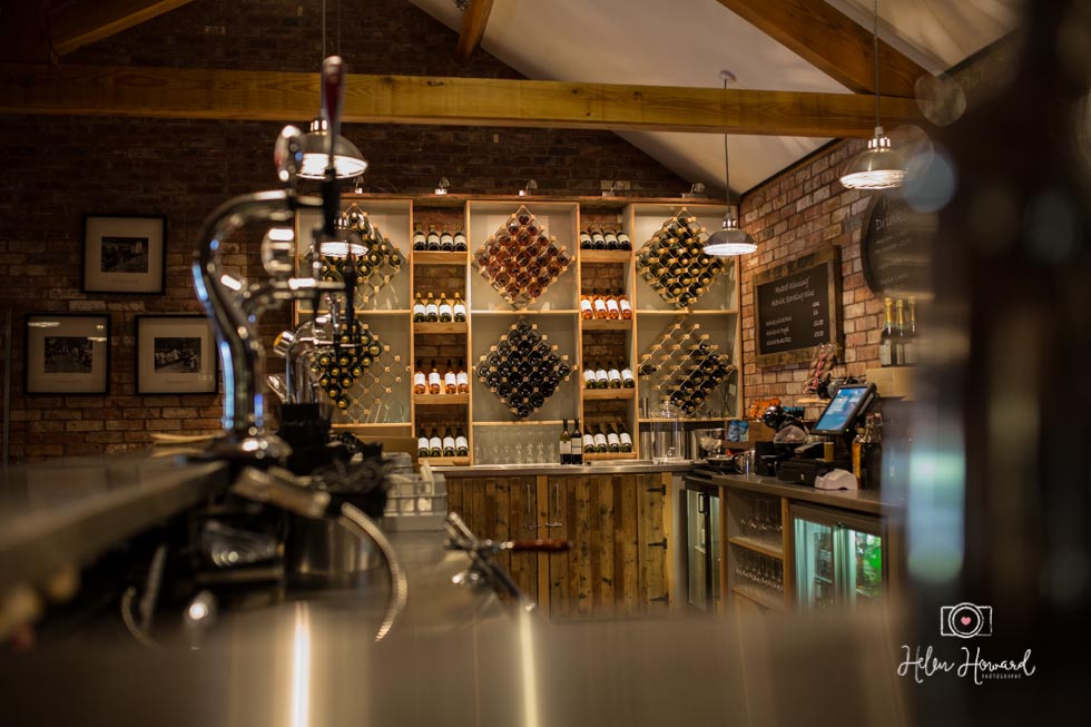 The Bar at Aldwick Court Farm and Vineyard