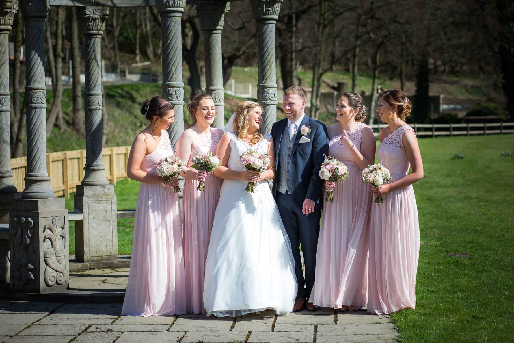 Relaxed Wedding Photography  in Staffordshire