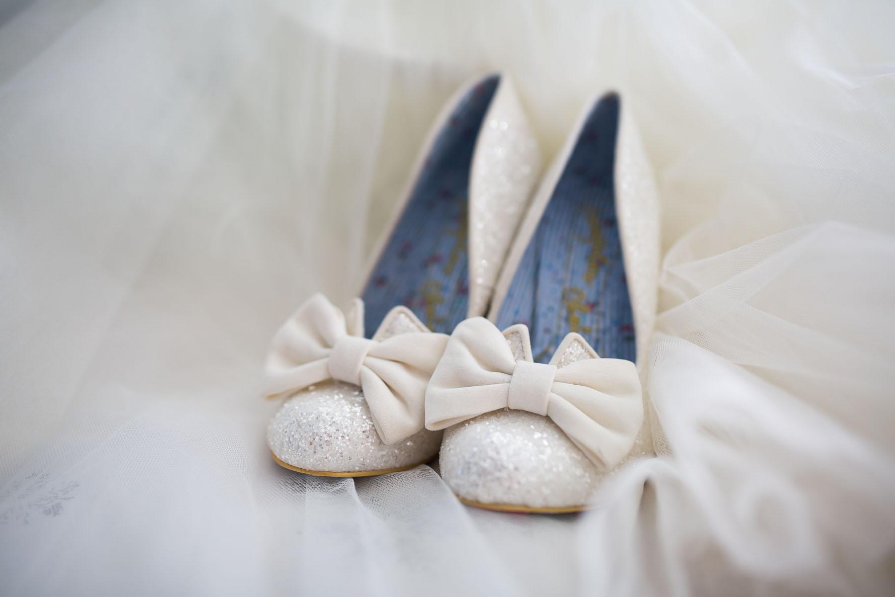Irregular Choice Wedding Shoes