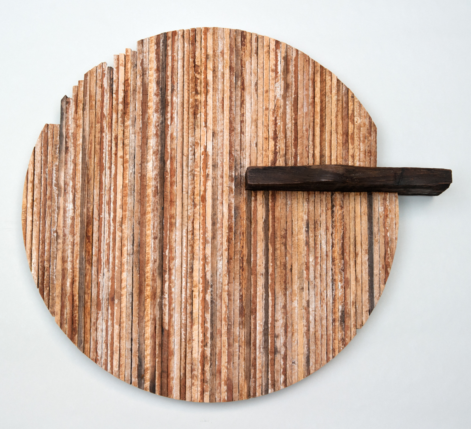"""Remains    discarded woodh 23"""" x w 25"""" x d 2.5"""""""