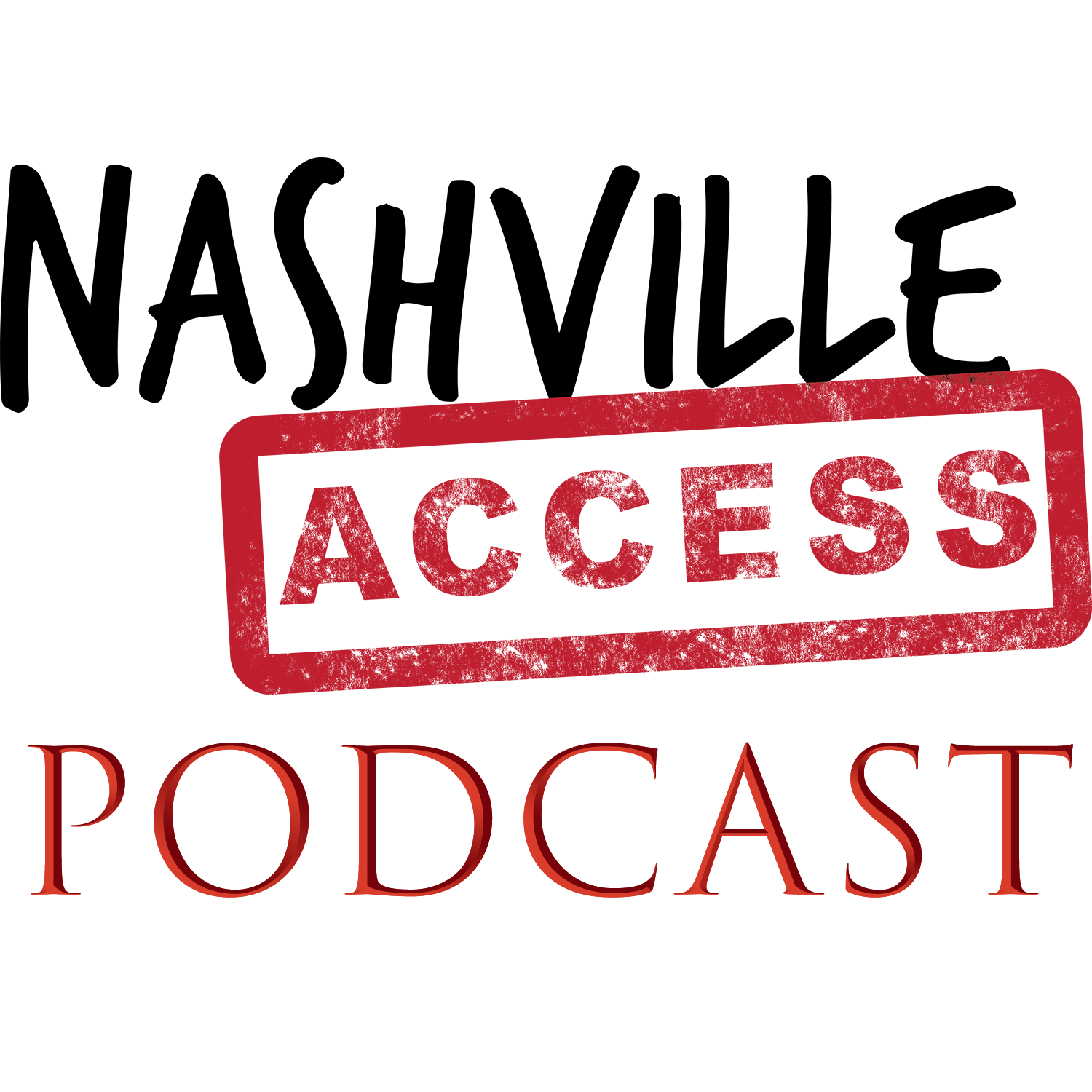 The Podcast    The Nashville Access Podcast launched in late 2017.  Every week, Dallas and Camo discuss a hot topic in Country Music news—sometimes we talk about an artist or event, sometimes things going on in Nashville.  Whatever it is, you can be sure Dallas and Camo have their own unique takes on the topic.  Plus, we feature a long-form interview with country stars, rising country artists, major stars outside of country music; people behind events like the Nashville Film Festival, Americana Festival; hot tourist or nightlife locations and more!  The Nashville Access Podcast is available free, from iTunes, GooglePlay Music, Stitcher, and right here on our website.