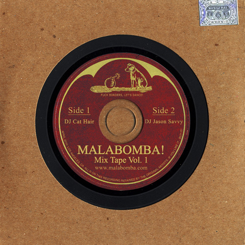 MALABOMBA! Mix Tape Vol. 1