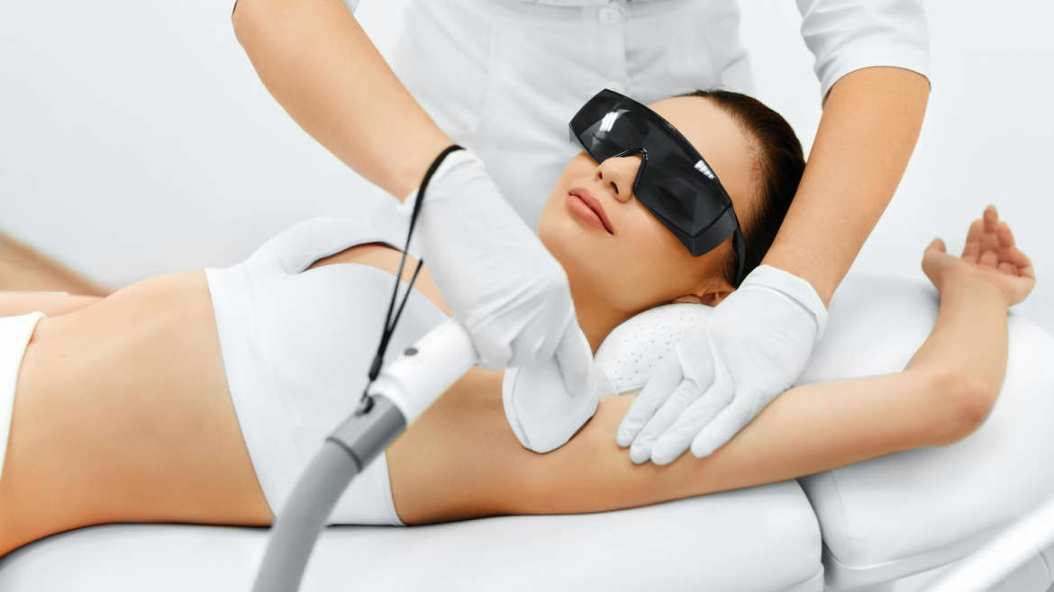 NewPrimelase HR - The worlds fastest, and most powerful Laser Hair Removal 250-416-0418