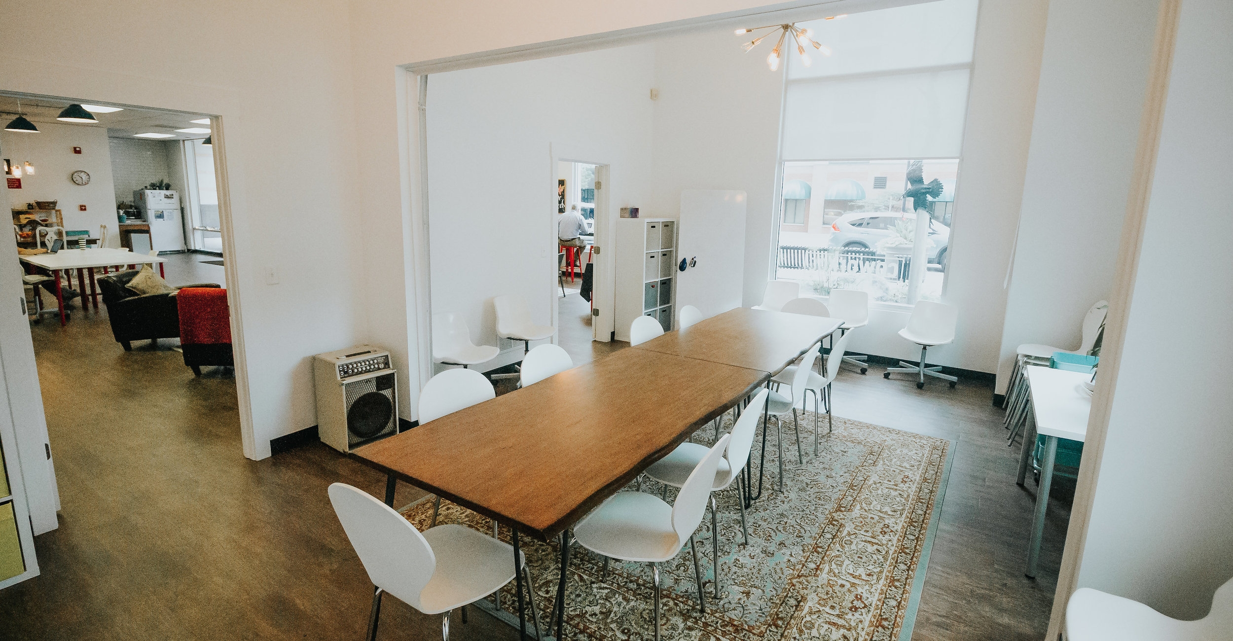 MEETING SPACE - Professional conference rooms available for rent by the hour and included in full-time memberships.Check it out and book online