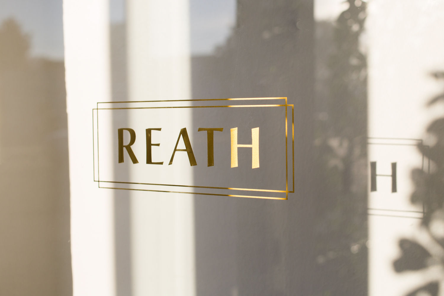 Reath  Identity & Website