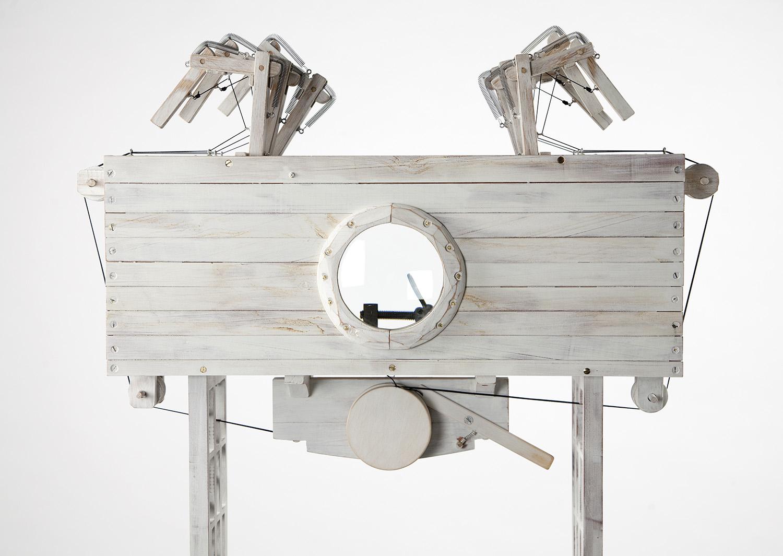 bolt reliquary, 2011 (detail)