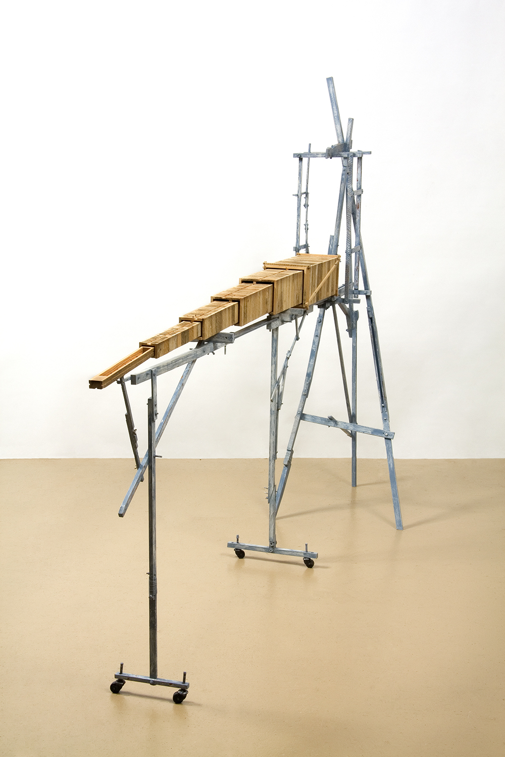 Symbiosis #1, Table With Drawer, 2009