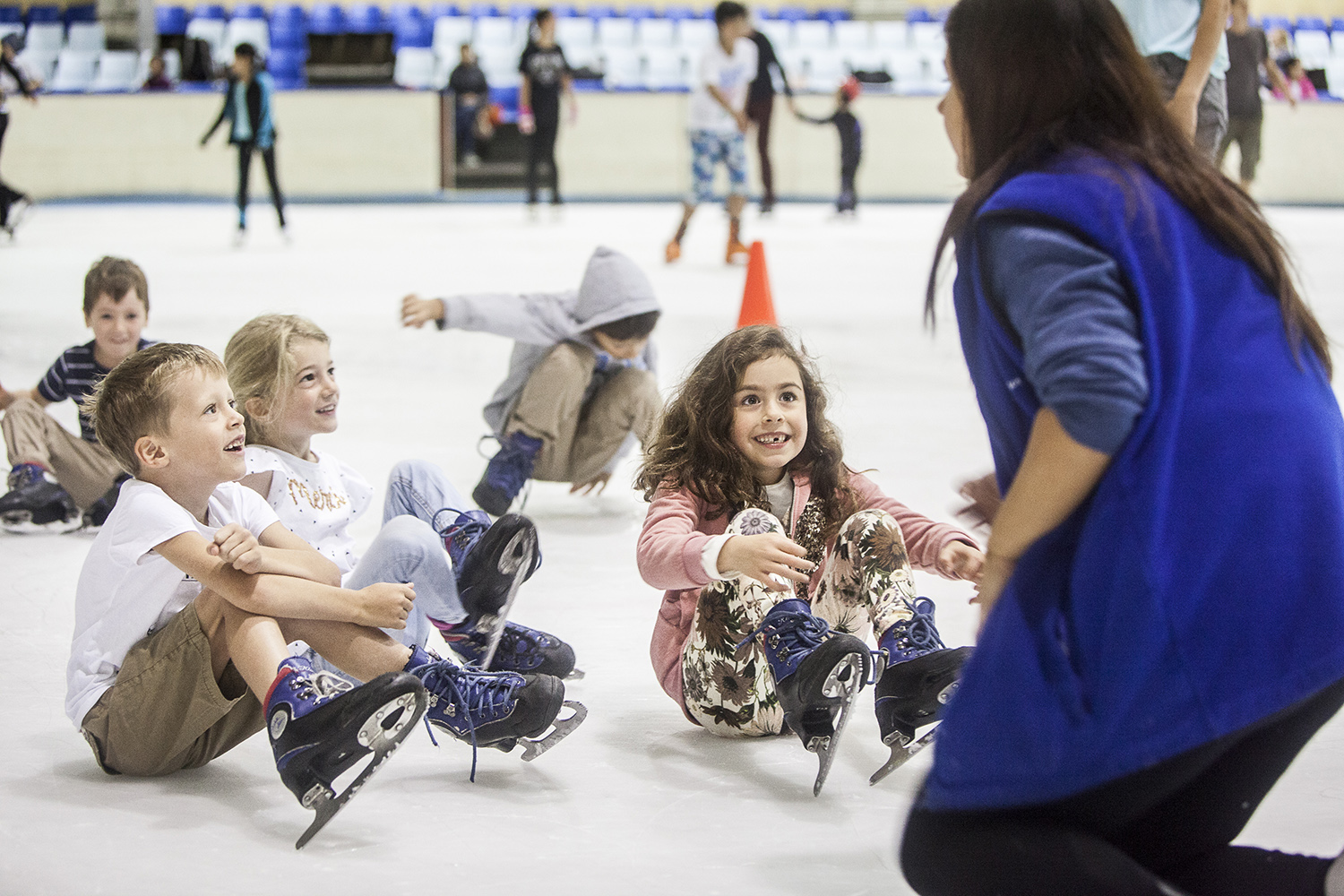 macquarie ice rink holiday session times forex