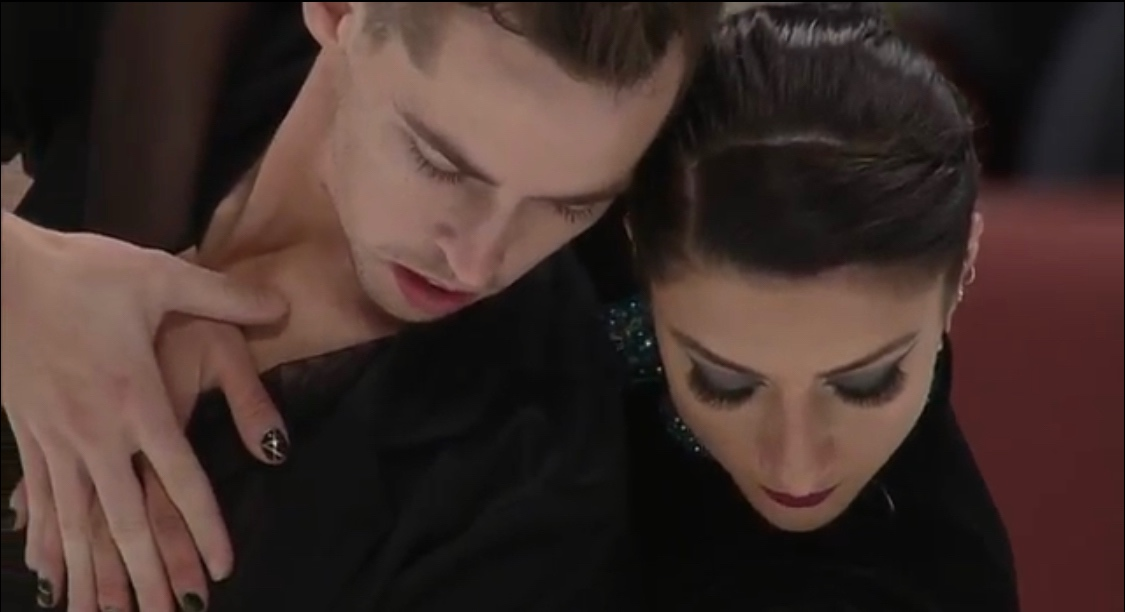 Chantelle Kerry & Andrew Dodds - 2 x Australian Senior Ice Dance Champions2 x World Team Members